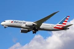 n801ac American Airlines Boeing-787-8 Dreamliner