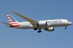 n802an American Airlines Boeing-787-8