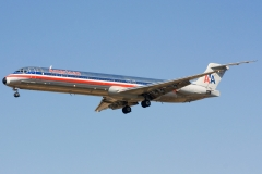 n403a American Airlines McDonnell Douglas MD-82