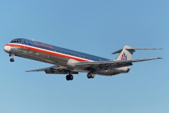 n434a American Airlines McDonnell Douglas MD-83