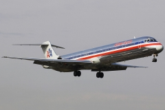 n474a American Airlines McDonnell Douglas MD-82