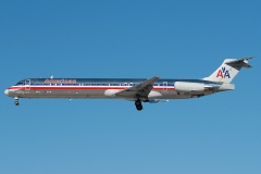 n494a American Airlines McDonnell Douglas MD-82