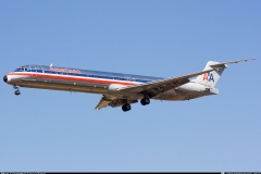 n9409f American Airlines McDonnell Douglas MD-83