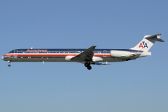 n564aa American Airlines McDonnell Douglas MD-83