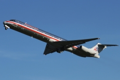 n9619v American Airlines McDonnell Douglas MD-83