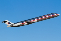 n965tw American Airlines McDonnell Douglas MD-83