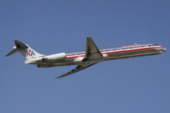 n972tw American Airlines McDonnell Douglas MD-83