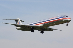 n980tw American Airlines McDonnell Douglas MD-83