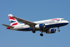 g-dbcg British Airways Airbus A319-100