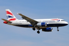 g-dbci British Airways Airbus A319-131