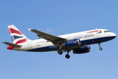 g-eupl British Airways Airbus A319-131