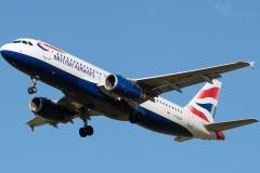 g-euur British Airways Airbus A320-232