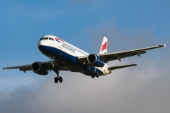 g-euut British Airways Airbus A320-232