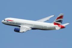 g-euyh British Airways Airbus A320-232