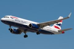 g-euyp British Airways Airbus A320-232wl