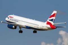 g-medk British Airways Airbus A320-232