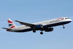 g-euxc British Airways Airbus A321-231
