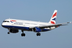 g-euxi British Airways Airbus A321-231
