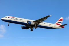 g-medu British Airways Airbus A321-231