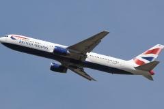 g-bnwb British Airways Boeing 767-336