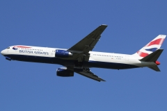 g-bzha British Airways Boeing 767-300