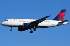 n314nb Delta Air Lines Airbus A319-114