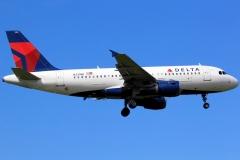 n331nb Delta Air Lines Airbus A319-114