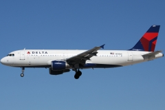n315us Delta Air Lines Airbus A320-200