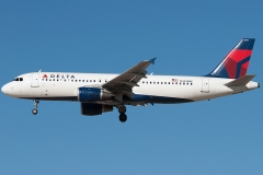 n333nw Delta Air Lines Airbus A320-211