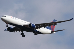n851nw Delta Air Lines Airbus A330-223