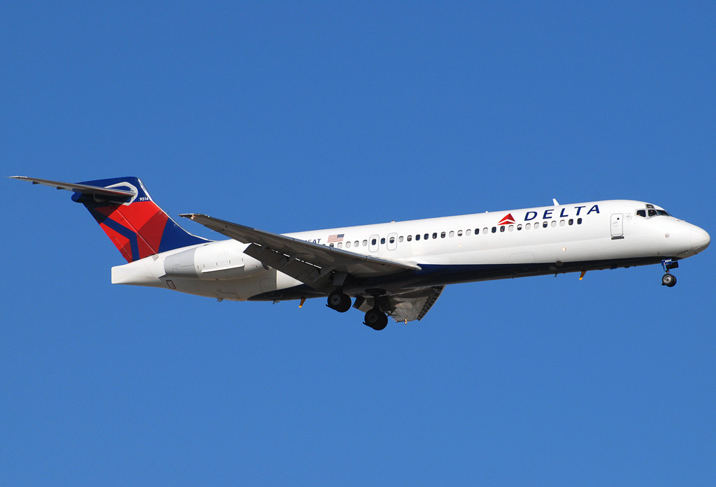 Boeing 717 delta