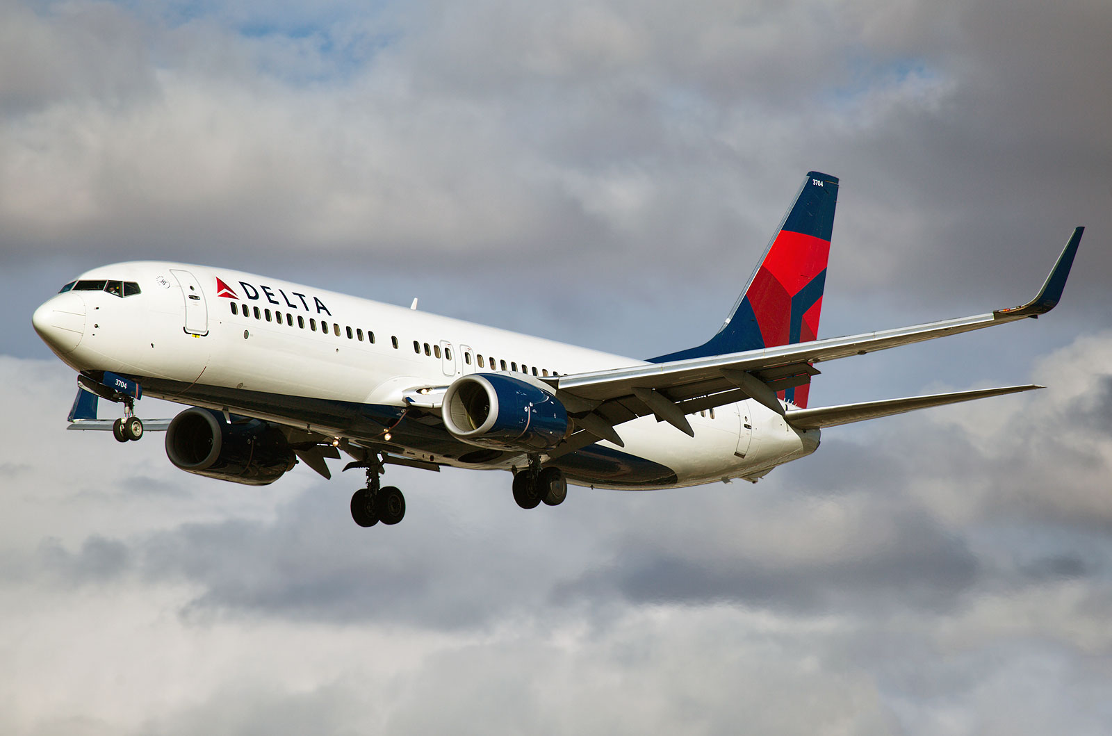Boeing 737-800 Delta Airlines. Photos and description of ...