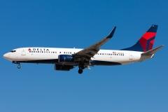 n3741s Delta Air Lines Boeing 737-832wl