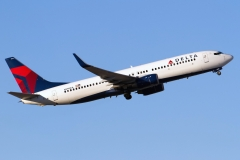 n398da Delta Air Lines Boeing 737-832wl