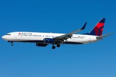 n802dn Delta Air Lines Boeing 737-932erwl