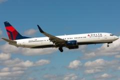 n807dn Delta Air Lines Boeing 737-900erwl