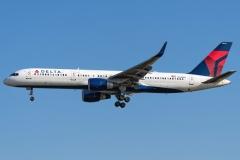 n548us Delta Air Lines Boeing 757-251wl