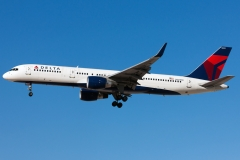 n551nw Delta Air Lines Boeing 757-251wl