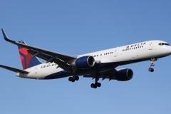 n627dl Delta Air Lines Boeing 757-200