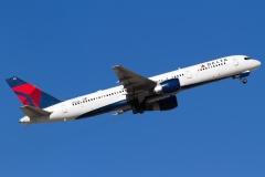 n652dl Delta Air Lines Boeing 757-232