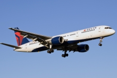 n668dn Delta Air Lines Boeing 757-232