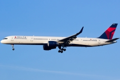 n595nw Delta Air Lines Boeing 757-351wl