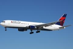n126dl Delta Air Lines Boeing 767-332