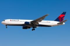 n127dl Delta Air Lines Boeing 767-332