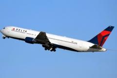 n128dl Delta Air Lines Boeing 767-300