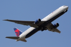 n828mh Delta Air Lines Boeing 767-432er