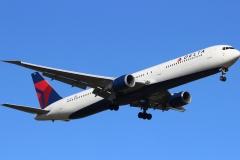 n829mh Delta Air Lines Boeing 767-432er