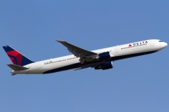 n831mh Delta Air Lines Boeing 767-432