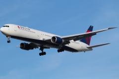 n842mh Delta Air Lines Boeing 767-432er