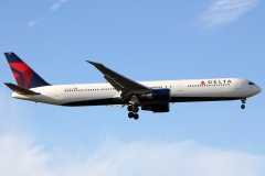 n843mh Delta Air Lines Boeing 767-432
